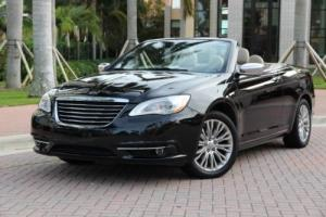 2012 Chrysler 200 Series Limited