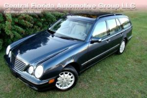 2001 Mercedes-Benz E-Class AWD Photo