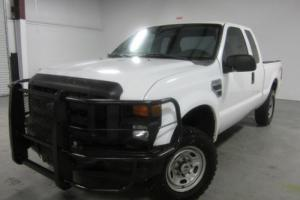2008 Ford F-250 --