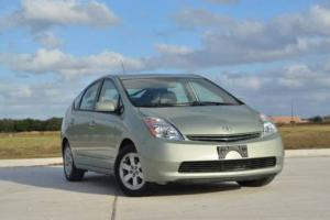 2007 Toyota Prius Base 4dr Hatchback Hatchback 4-Door CVT I4 1.5L