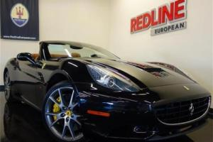 2012 Ferrari California Over $255,000.00 MSRP