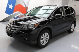 2013 Honda CR-V EX-L SUNROOF HTD LEATHER NAVIGATION