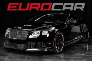 2012 Bentley Continental GT VORSTEINER EDITION