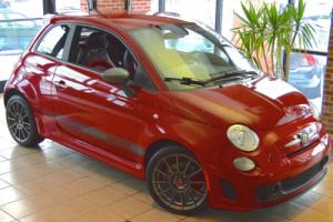 2014 Fiat 500 Abarth Manual