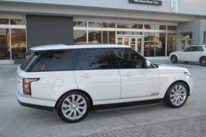 2014 Land Rover Range Rover SUPERCHARGED V8 FULL SIZE