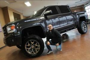 2014 GMC Sierra 1500 SLT All-Terrain Custom Lift