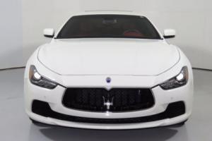 2016 Maserati Ghibli 4dr Sedan