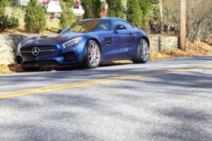 2016 Mercedes-Benz AMG-« GT S Photo