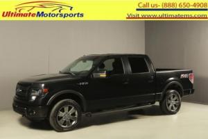2014 Ford F-150 2014 FX4 4x4 NAV SUNROOF LEATHER WARRANTY