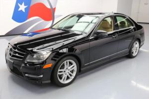 2014 Mercedes-Benz C-Class C250 SPORT TURBOCHARGED SUNROOF