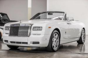 2013 Rolls-Royce Phantom Drophead Certified Factory Warranty