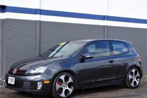 2011 Volkswagen Golf 2-Door Photo