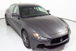 2016 Maserati Ghibli 4dr Sedan S