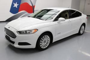 2014 Ford Fusion SE HYBRID PARK ASSIST ALLOY WHEELS