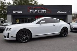 2010 Bentley Continental GT Base AWD 2dr Coupe