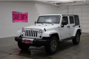 2012 Jeep Wrangler 4WD 4dr Sahara