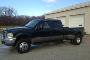 2002 Ford F-350 Crew Cab Long Bed
