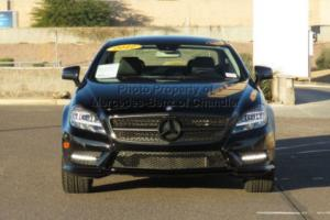 2012 Mercedes-Benz CLS-Class 4dr Coupe CLS550 RWD