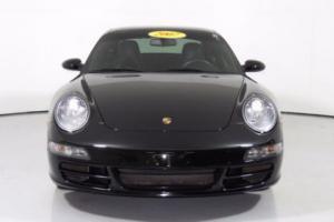 2007 Porsche 911 2dr Coupe Carrera S