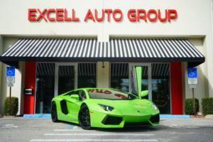2012 Lamborghini Aventador 2dr Coupe Photo