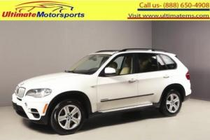 2012 BMW X5 2012 xDrive35d DIESEL AWD NAV PANO LEATHER