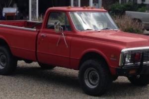 1971 Chevrolet C/K Pickup 2500