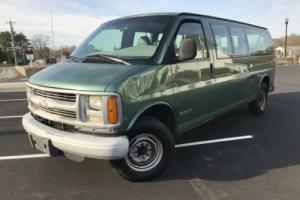 1999 Chevrolet Express 1999 Chevrolet Express 3500 XL Extended Passenger