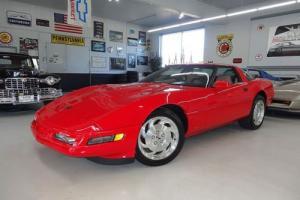 1996 Chevrolet Corvette -- Photo