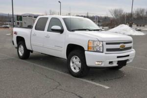 2010 Chevrolet Silverado 1500 LT Z71 4X4 Crew Cab SB 5.3LVortec WELL MAINTAINED