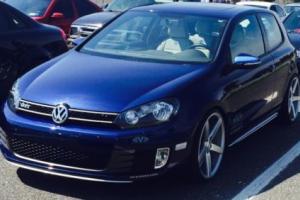 2013 Volkswagen Golf gti Photo