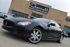 2014 Maserati Quattroporte S Q4 * 20 SPORT PKG * HIGH GLOSS WOOD * RED CALIPERS
