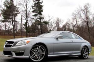 2013 Mercedes-Benz CL-Class 2dr Coupe CL63 AMG RWD