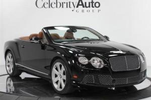 2013 Bentley Continental GT C