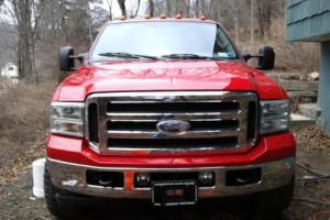 2006 Ford F-350 XLT FX4