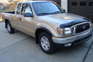 2002 Toyota Tacoma SR5