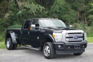 2015 Ford F-350 Super Duty Platinum