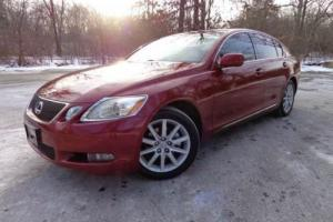 2006 Lexus GS AWD 4dr Sedan