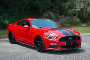 2016 Ford Mustang Roush Supercharged Street Fighter GT 780HP