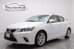 2014 Lexus CT 200h Hybrid Hatchback As New!