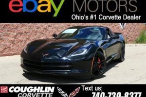 2016 Chevrolet Corvette 2dr Stingray Cpe w/1LT