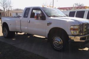 2008 Ford F-350 ext cab