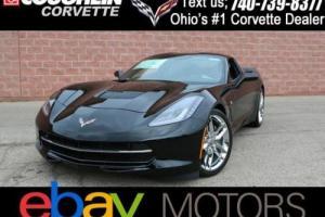 2016 Chevrolet Corvette 2dr Stingray Cpe w/3LT