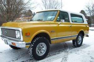 1971 Chevrolet Blazer K5 Photo