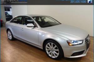 2013 Audi A4 Premium Plus AWD --