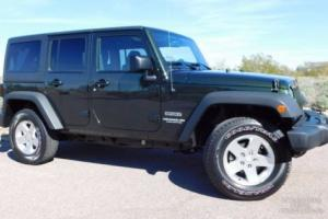 2011 Jeep Wrangler UNLIMITED SPORT FREEDOM HARD TOP