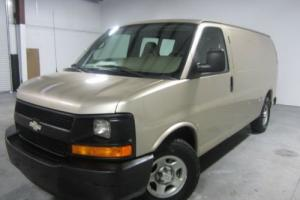 2008 Chevrolet Express RWD 1500 135\