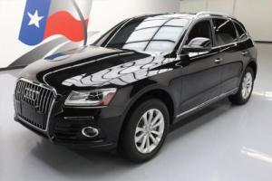 2015 Audi Q5 2.0T PREMIUM PLUS AWD PANO SUNROOF