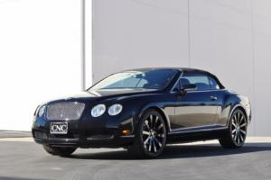 2009 Bentley Continental GT 2dr Convertible
