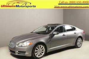 2010 Jaguar XF 2010 PREMIUM NAV SUNROOF LEATHER BLIND HEAT/COOL