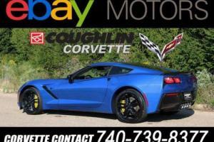 2016 Chevrolet Corvette 2dr Stingray Z51 Cpe w/3LT